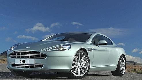 Aston Martin Rapide : premier contact