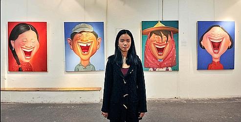 Les galeries d'art - très courues - de Moganshan Lu sont installées dans d'anciens ateliers textiles.