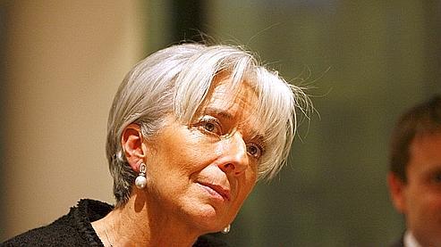 Grèce : Christine Lagarde dit non au FMI