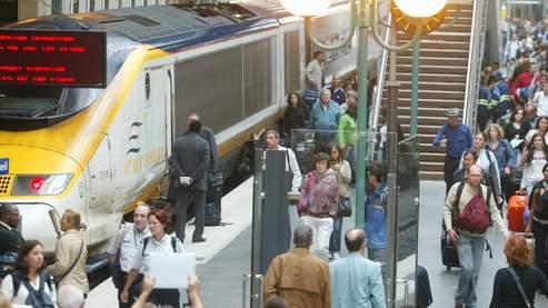 Eurostar promet d'investir pour mieux préparer ses trains