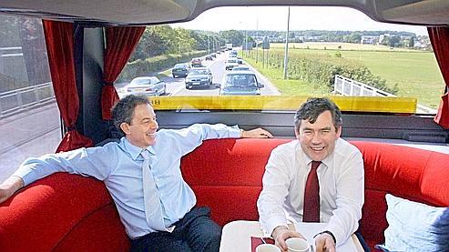 Brown lève le voile sur sa mésentente avec Blair