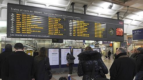 La SNCF veut améliorer sa ponctualité