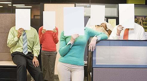 Le Figaro - Emploi : Le CV anonyme progresse à petits pas