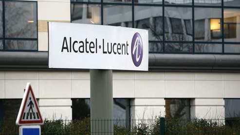 Bourse : Alcatel-Lucent perd près de 17% en trois séances