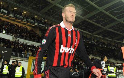 David Beckham s'attend à des retrouvailles chargées d'émotion contre Manchester United