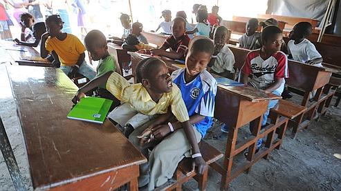 Haïti : un glissement de terrain tue quatre enfants