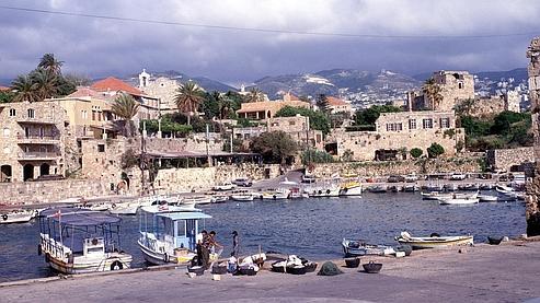 Byblos, le «Saint-Tropez libanais»