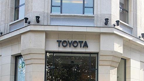 Rappel de voitures : Toyota va faire des gestes commerciaux