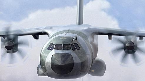 La Bourse croit à un accord imminent pour l'A400M