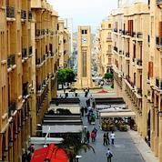 Le centre ville de Beyrouth