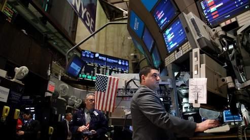 Wall Street finit en nette hausse