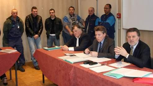 Helio-Corbeil : les salariés libèrent leurs dirigeants