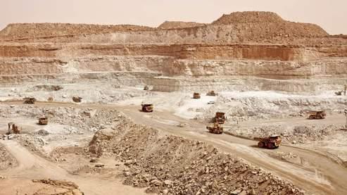 Une fusion majeure se dessine dans les mines