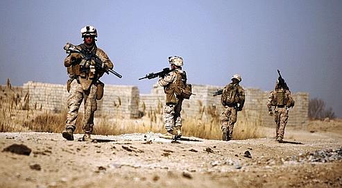 L'Otan et les forces afghanes entrent dans Marjah