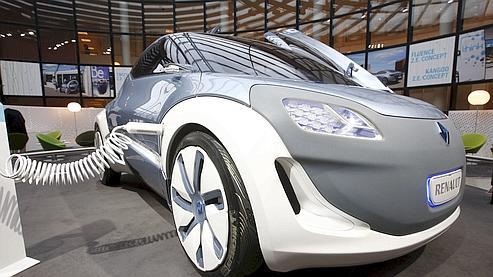 L'Etat aide Renault pour ses voitures électriques