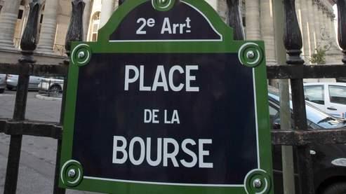 Nouvelle forte hausse à la Bourse de Paris
