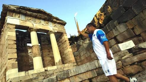 La crise grecque et les Jeux Olympiques