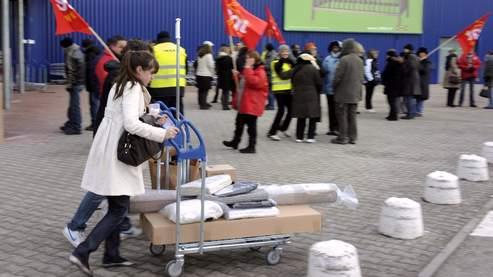 Le blocage perdure chez Ikea
