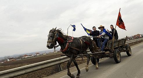 La double vie du Kosovo