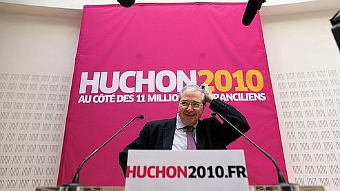 Régionales : Huchon domine nettement en Ile-de-France