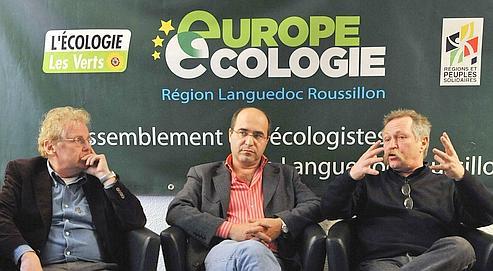 Europe Écologie dénonce «le péché d'orgueil» du PS