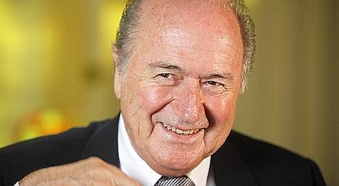 Contesté, Joseph Blatter joue son avenir avec le Mondial