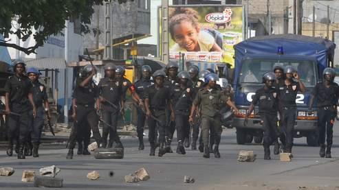 Une manifestation réprimée dans le sang en Côte d'Ivoire