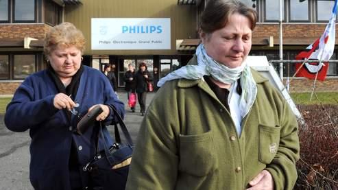 Philips : la justice suspend le plan social