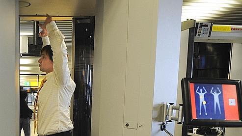 Le scanner corporel arrive lundi en test à Roissy