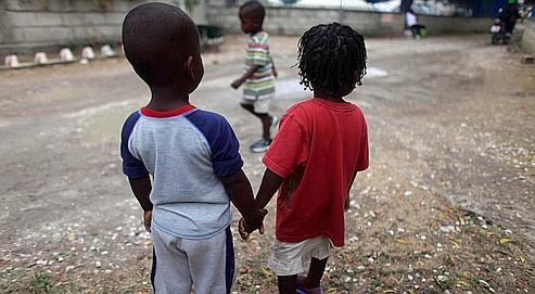 Adoptions en Haïti: les traumatismes de l'urgence
