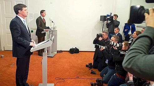 L'Afghanistan précipite la fin de la coalition aux Pays-Bas