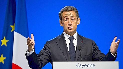 Sondage : Nicolas Sarkozy au plus bas depuis 2008