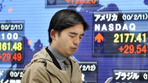 L'Asie entame la semaine sur un ton haussier en Bourse