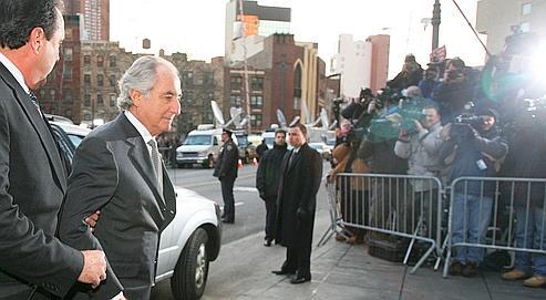 Les victimes françaises de Madoff s'organisent