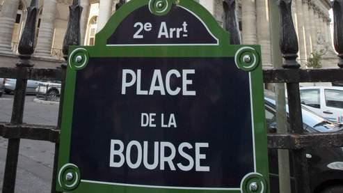 La Bourse de Paris conclut sur une légère baisse