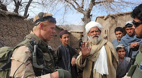 Le gouvernement néerlandais tombe sur la question afghane