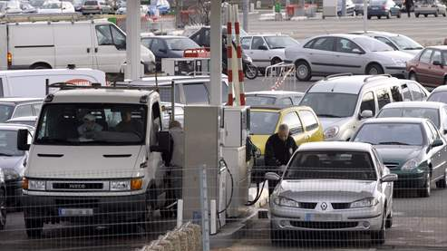 La France dispose de 7 à 10 jours de réserve de carburant