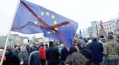 Islande : de plus en plus de réticences à l'entrée dans l'UE