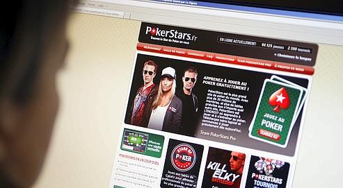 PokerStars mise sur la libéralisation du jeu en ligne