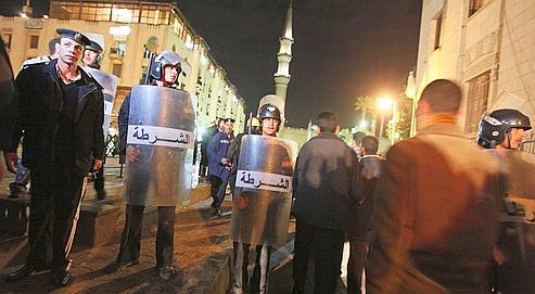 Au Caire, un attentat antifrançais sans coupable