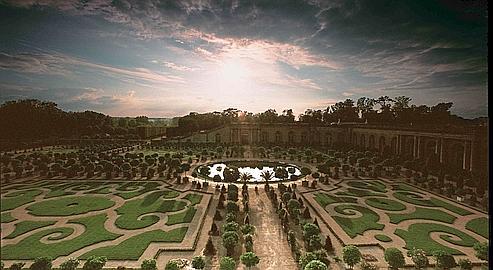 Si Versailles m'était conté en photos