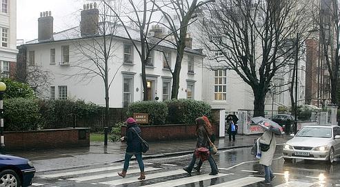 Abbey Road classé monument historique