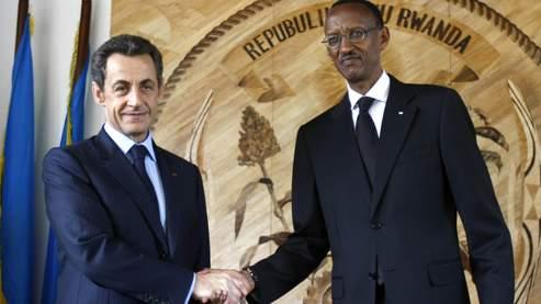 «Sarkozy, comme Kagamé, veut tourner la page»
