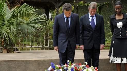Rwanda : Sarkozy admet des erreurs mais ne s'excuse pas