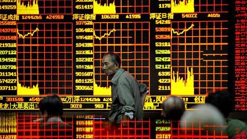 L'Asie boursière a basculé dans le rouge