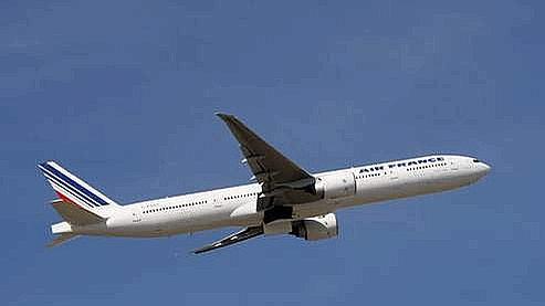 Air France annonce des pertes record à son personnel