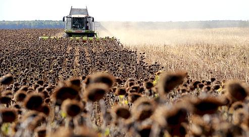 Agriculture: la Russie fait son marché au Salon de Paris