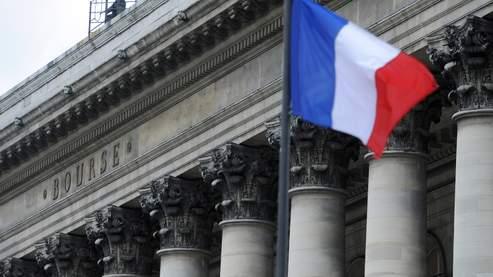 Les marchés parisiens sous les 3.700 points