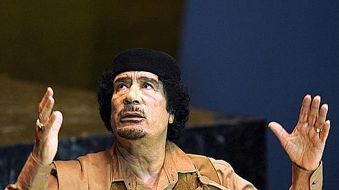 Kadhafi appelle à la guerre sainte contre la Suisse