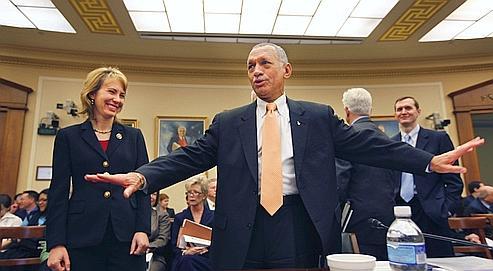 La politique spatiale d'Obama critiquée au Sénat